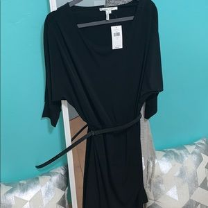 NEW max & cleo black dress